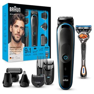 Braun 9-in-1 Multi-Grooming-Kit MGK5080